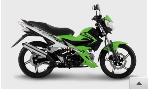 modifikasi Kawasaki Athlete