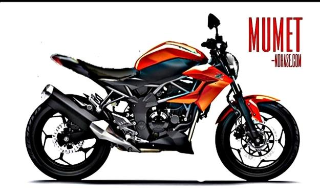 Kawasaki Z 250 modifikasi