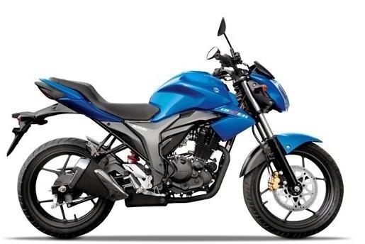 Modifikasi Suzuki Gixxer 150 jozz
