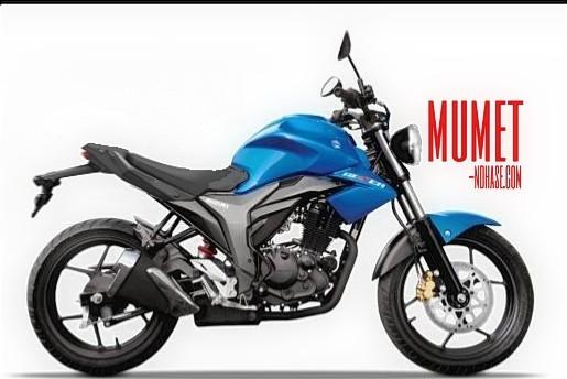 Modifikasi Suzuki Gixxer 150 mantab