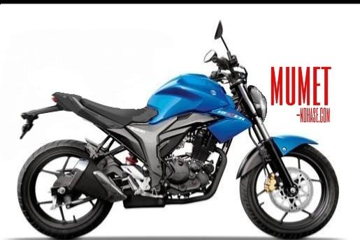 Modifikasi Suzuki Gixxer 150 keren