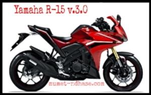yamaha R-15 modif