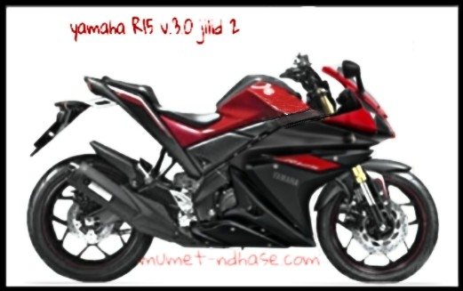 yamaha Vixion modif R125