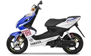 Yamaha Aerox Rossi 2008