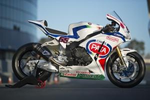 Honda CBR 1000 RR Fireblade Pata superbike