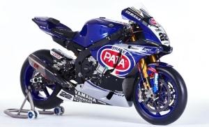 Pata Yamaha R1 M WSBK 2016