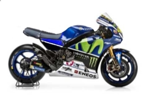 Yamaha YZR M1 Valentino Rossi