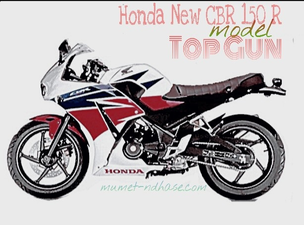 New Honda CBR 150 modifikasi